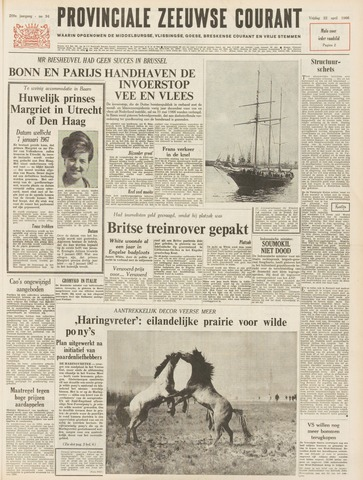 Provinciale Zeeuwse Courant 1966-04-22