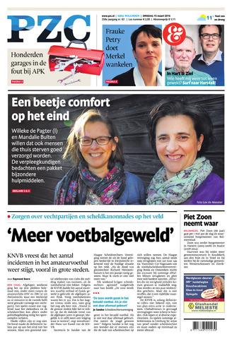 Provinciale Zeeuwse Courant 2016-03-15