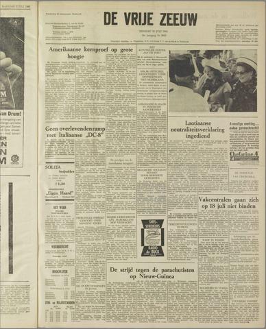 de Vrije Zeeuw 1962-07-10