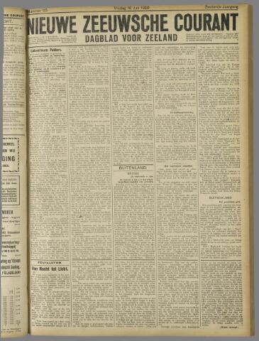 Nieuwe Zeeuwsche Courant 1920-07-16