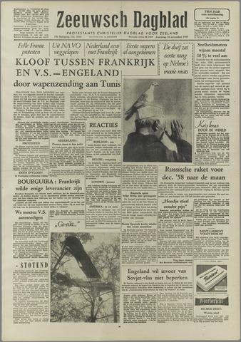 Zeeuwsch Dagblad 1957-11-16