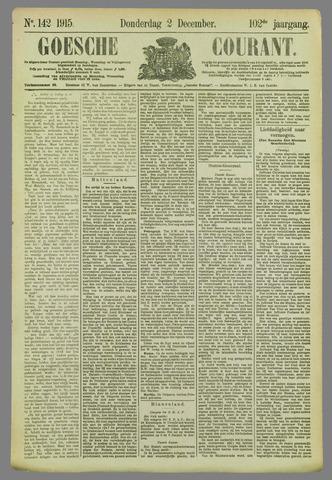 Goessche Courant 1915-12-02