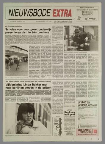 Zierikzeesche Nieuwsbode 1995-01-18