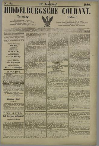 Middelburgsche Courant 1888-03-03