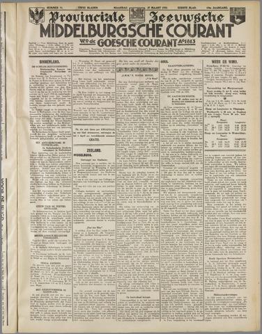 Middelburgsche Courant 1933-03-27