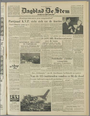 de Stem 1952-12-22