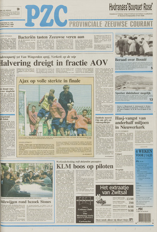 Provinciale Zeeuwse Courant 1995-05-24