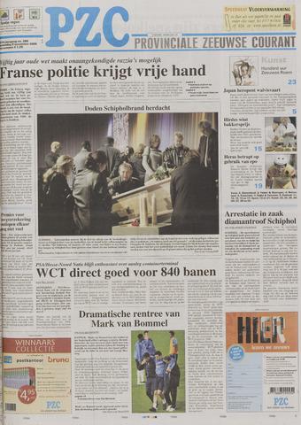 Provinciale Zeeuwse Courant 2005-11-09