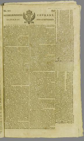 Middelburgsche Courant 1806-09-27