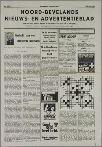 Noord-Bevelands Nieuws- en advertentieblad 1985-12-05