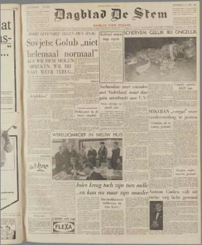 de Stem 1961-10-12
