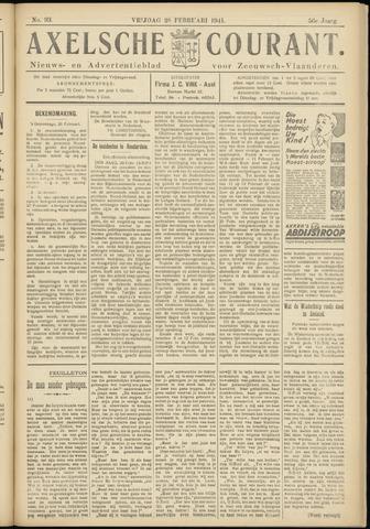 Axelsche Courant 1941-02-28