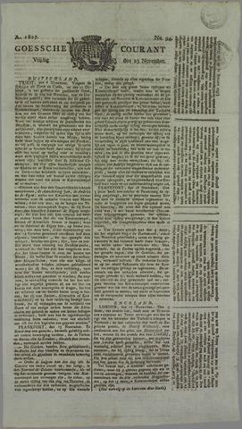 Goessche Courant 1827-11-23