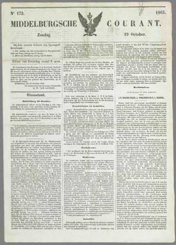 Middelburgsche Courant 1865-10-29