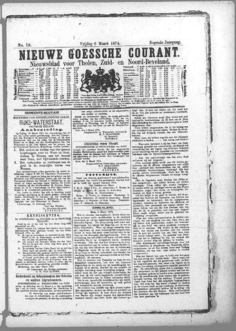 Nieuwe Goessche Courant 1874-03-06
