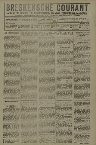Breskensche Courant 1927-11-16