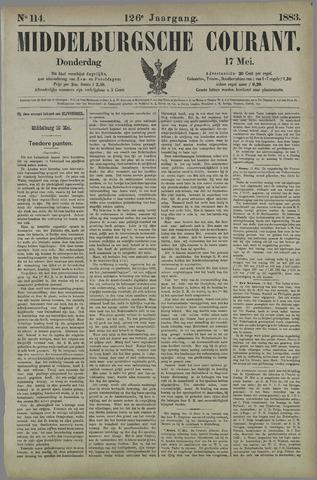 Middelburgsche Courant 1883-05-17