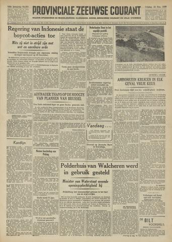 Provinciale Zeeuwse Courant 1950-12-22