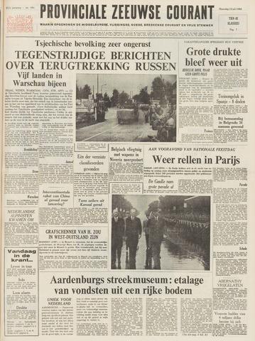 Provinciale Zeeuwse Courant 1968-07-15