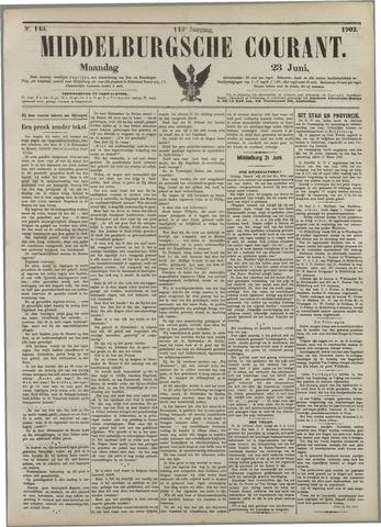 Middelburgsche Courant 1902-06-23