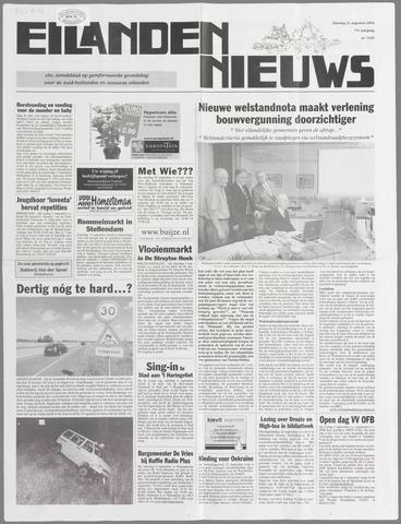 Eilanden-nieuws. Christelijk streekblad op gereformeerde grondslag 2004-08-31