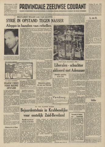 Provinciale Zeeuwse Courant 1961-09-29