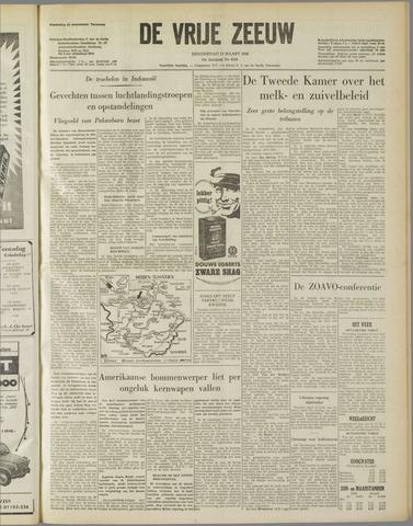 de Vrije Zeeuw 1958-03-13
