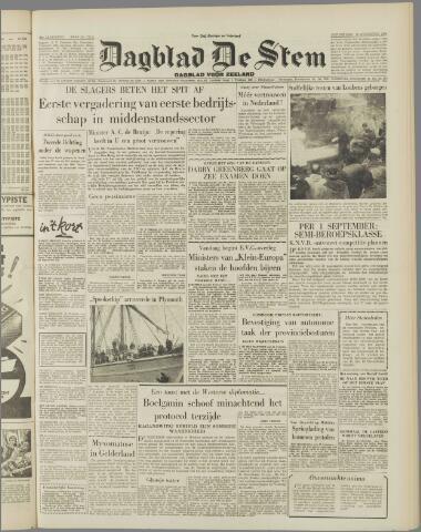 de Stem 1954-08-19