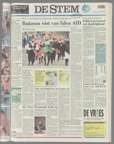 de Stem 1994-02-16