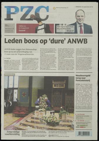 Provinciale Zeeuwse Courant 2014-09-16