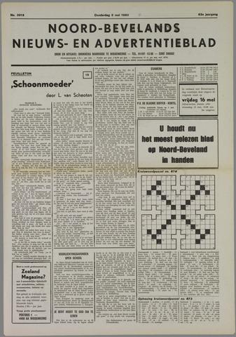 Noord-Bevelands Nieuws- en advertentieblad 1980-05-08