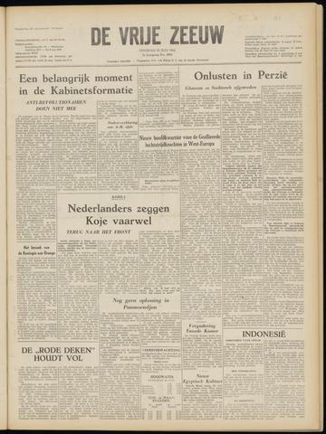 de Vrije Zeeuw 1952-07-22