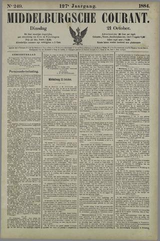 Middelburgsche Courant 1884-10-21