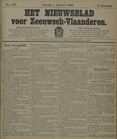 Nieuwsblad voor Zeeuwsch-Vlaanderen 1898-12-31