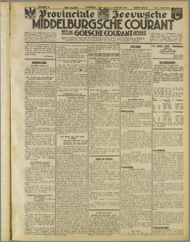 Middelburgsche Courant 1938-01-22