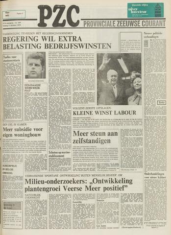 Provinciale Zeeuwse Courant 1974-10-11