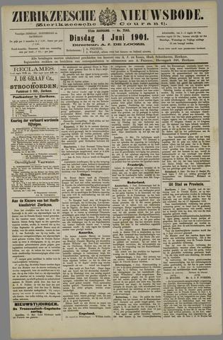 Zierikzeesche Nieuwsbode 1901-06-04