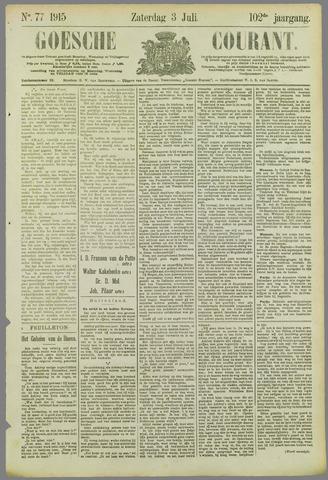 Goessche Courant 1915-07-03