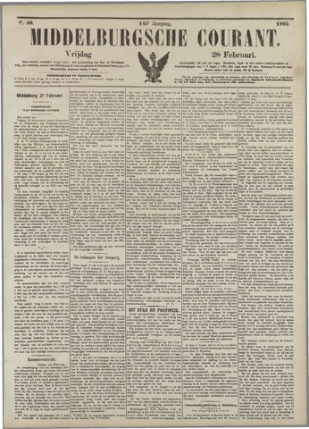 Middelburgsche Courant 1902-02-28