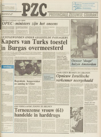 Provinciale Zeeuwse Courant 1981-05-26