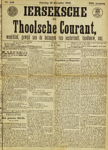 Ierseksche en Thoolsche Courant 1893-12-16