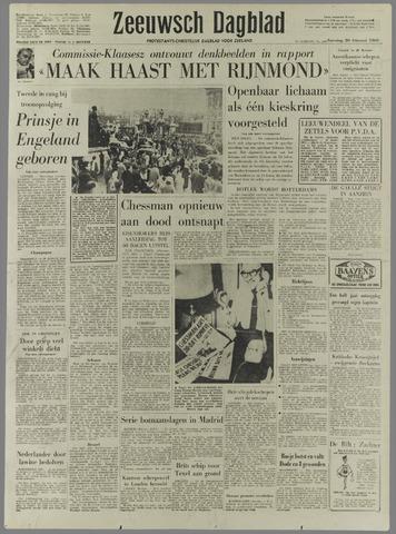 Zeeuwsch Dagblad 1960-02-20