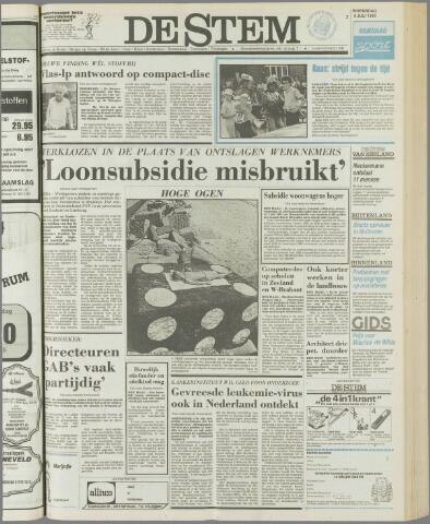 de Stem 1983-07-06