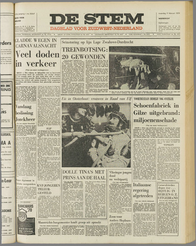 de Stem 1970-02-09