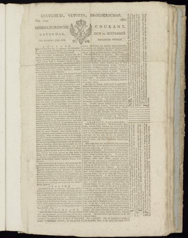 Middelburgsche Courant 1801-09-12