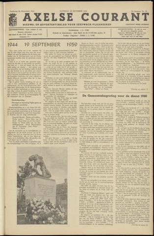 Axelsche Courant 1959-09-19