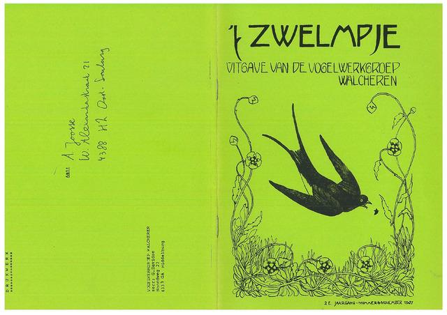 't Zwelmpje 1987-11-01