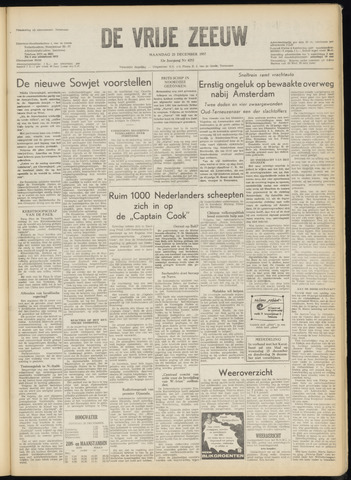 de Vrije Zeeuw 1957-12-23
