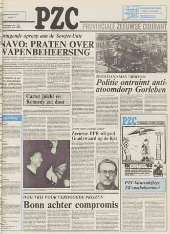 Provinciale Zeeuwse Courant 1980-06-05