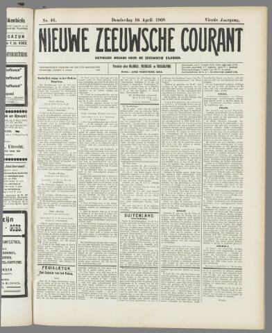 Nieuwe Zeeuwsche Courant 1908-04-16